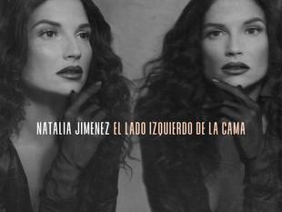 """Natalia Jiménez enfrenta el coronavirus con """"El lado izquierdo de la cama"""""""