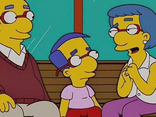 Los Simpsons: ¿Por qué los padres de Milhouse son tan parecidos?