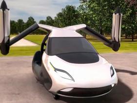 Japón y sus empresas quieren que los automóviles voladores circulen en 2023
