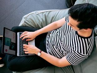 Colocar el computador portátil sobre las piernas podría estar afectando tu fertilidad