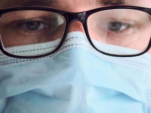 Los tres sencillos pasos para que tus lentes no se empañen