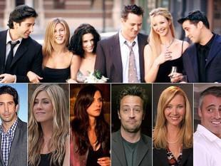 Seriado Friends regresa a la pantalla chica el 27 de mayo