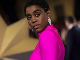 Lynch, Lashana Lynch: el nuevo 007 es una actriz negra