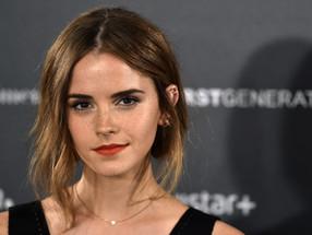 La millonaria donación de Emma Watson contra el acoso sexual en el cine