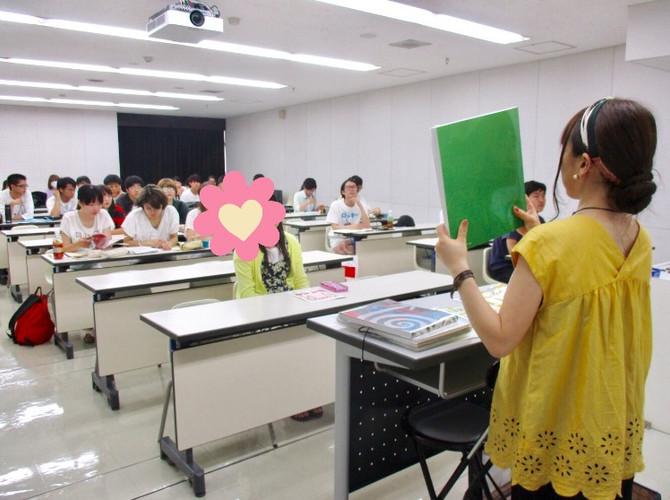 大阪美術専門学校さま特別講義