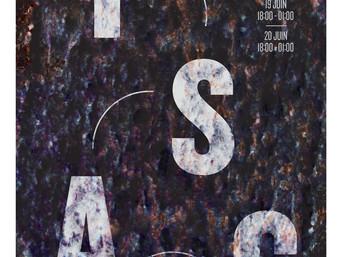 ISAC Festival   19, 20/06 @Tour à Plomb — 21/06 @Brigittines