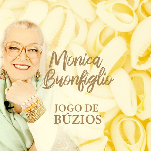 Consulta   Jogo de Búzios com Monica Buonfiglio