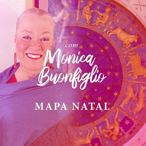 Consulta   Mapa Astral Natal com Monica Buonfiglio