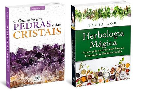 Caminho das Pedras e dos Cristais + Herbologia Mágica
