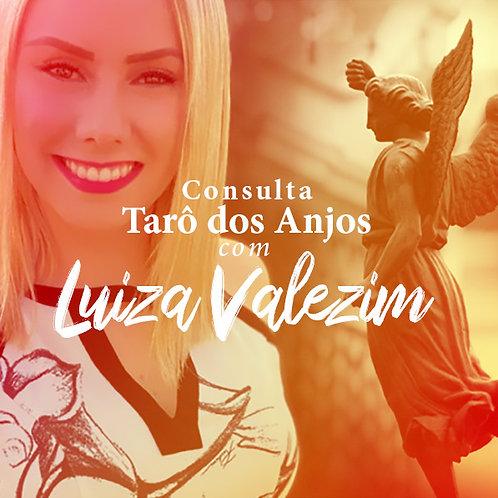 Consulta | Tarot dos Anjos com Luiza Valezim