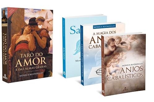 Tarô do Amor, Salmos, Magia, Anjos.
