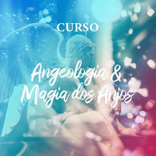 Curso de Angelologia e Magia dos Anjos com Monica Buonfiglio
