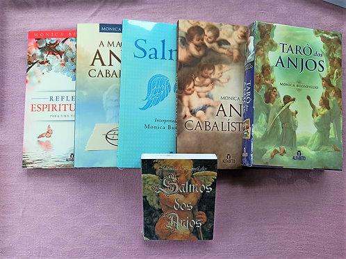 Tarot, Anjos, Salmos, Magia e Reflexões + Salmos dos Anjos de brinde
