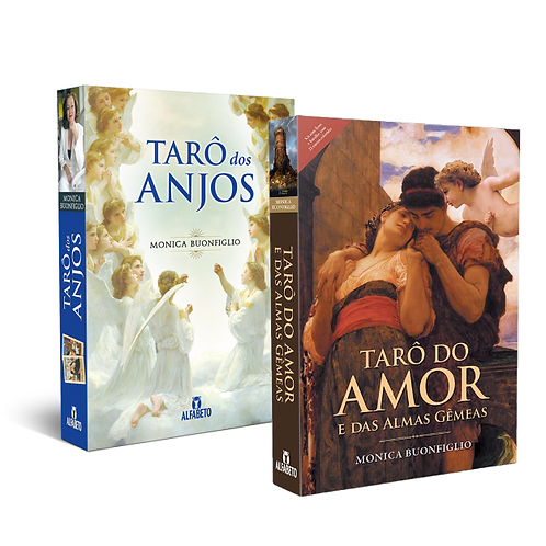 Tarô dos Anjos e Tarô do Amor