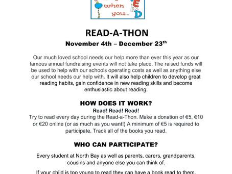 Read-a-thon!