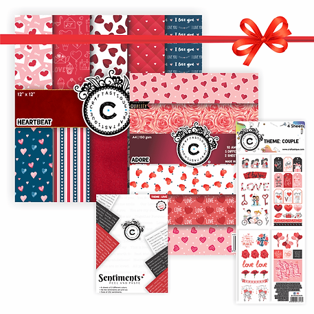 Valentine's Collection Kit