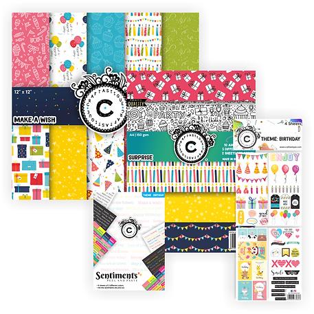 Birthday Collection Kit