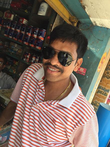 Uday Bhaskar