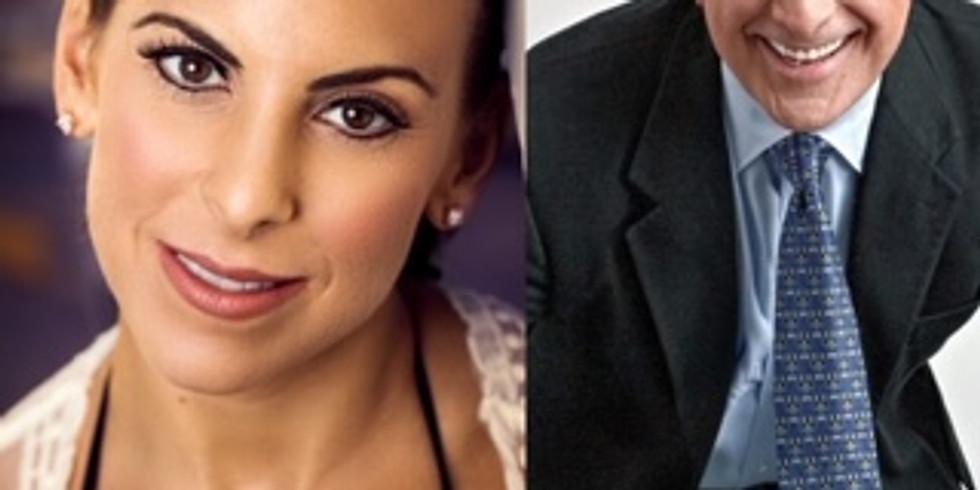 Entertainer: Dawn Derow | Speaker: Brandon Steiner
