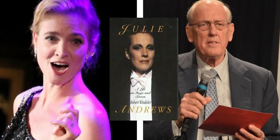 Julie Andrews: A Life on Stage and Screen   Robert Windeler & Shana Farr