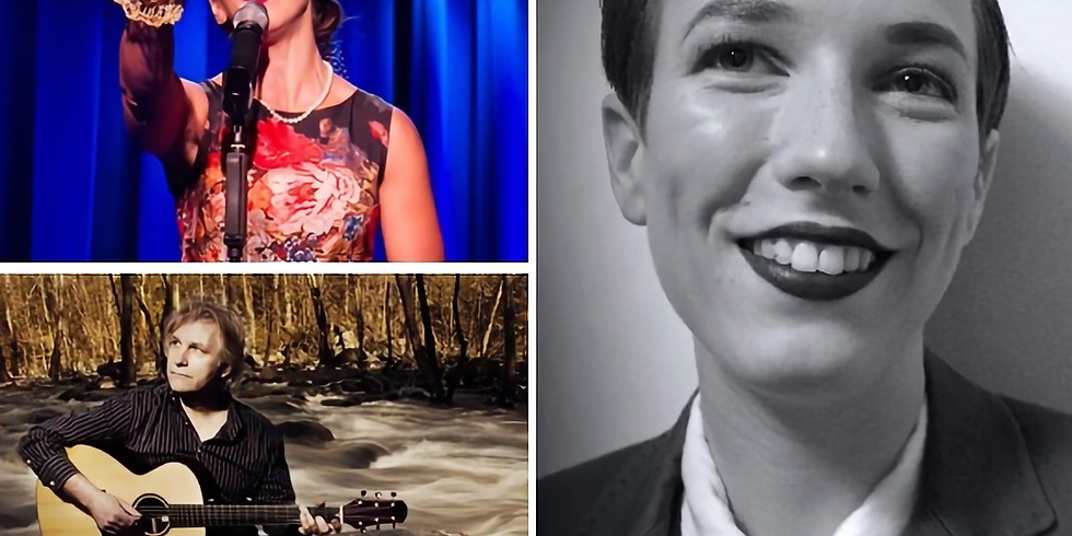 Entertainers: Dawn Derow & Peter Calo  | Speaker: Lara Donnelly