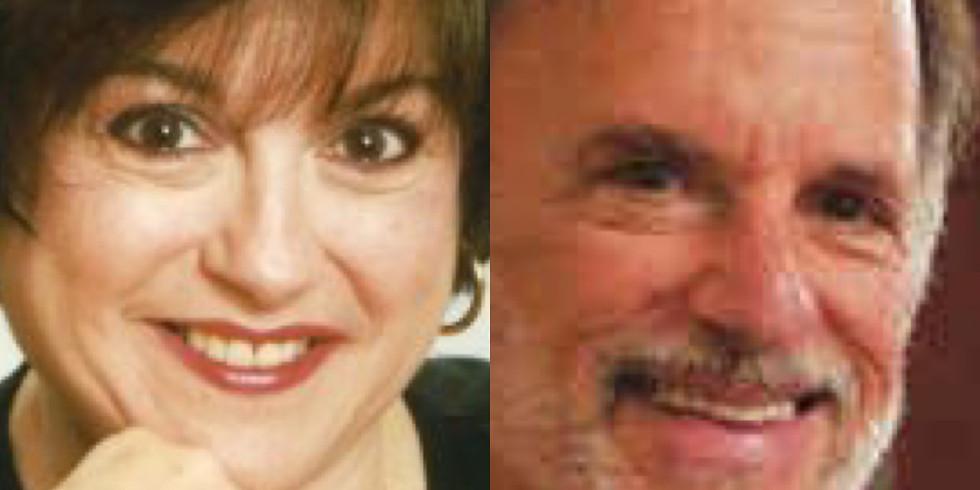 Speaker: Vicki Gold Levi I Entertainer: Luis Santeiro