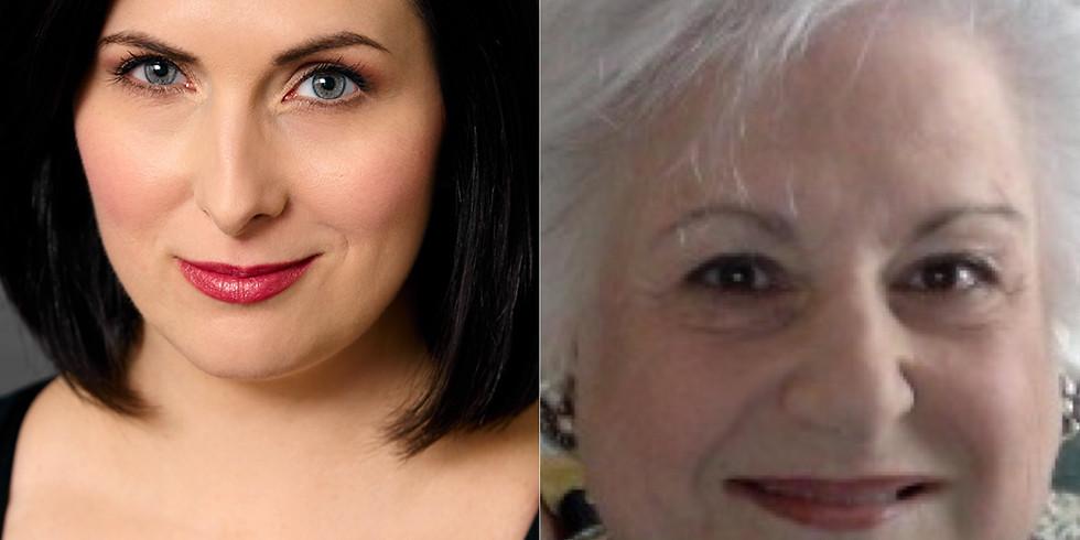 Entertainer: Sierra Rein I Speaker: Jean Naggar