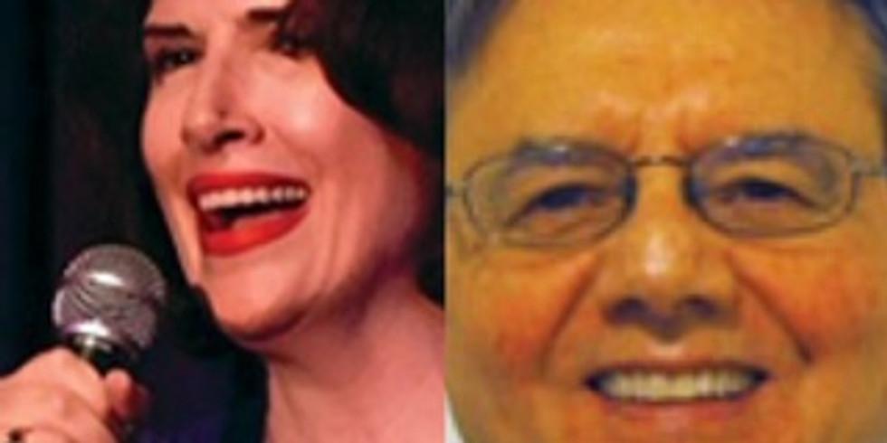Entertainer: Meg Flather I Speaker: Walter Bernard