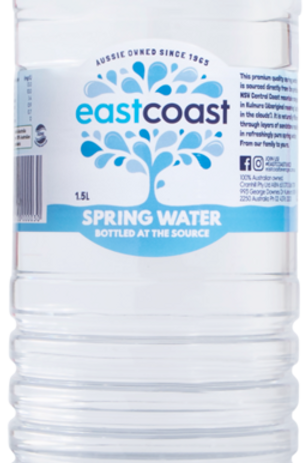ECB Spring Water 1.5L x 6