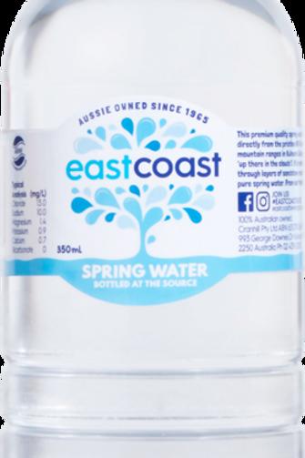 ECB Spring Water 350ml x 12