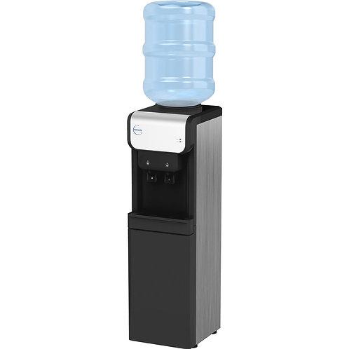 Stylish Gloss & Stainless Water dispenser + 5 x 15L