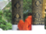 Laos monk resting.JPG
