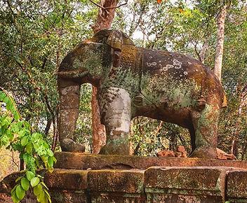 Cambodia Kohker elephant rectangular.jpg