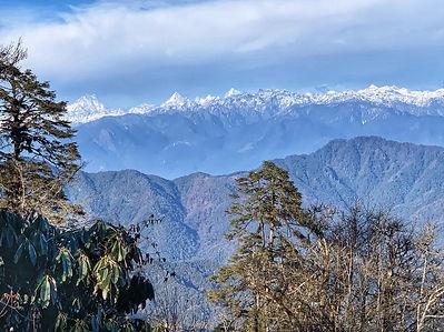 Bhutan peaks from Dochu La, 2020.jpg