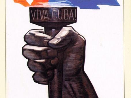 Viva Cuba y Libertad