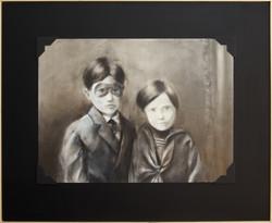 Ghost Kids, Halloween 1912