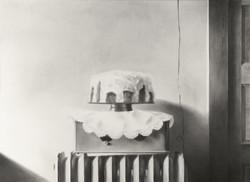 Father's Birthday Cake, 1926