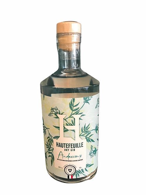 Gin Audacieux - Distillerie d'Hautefeuille