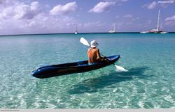 Kayak in Anguilla