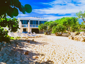 Beach House from the Beach