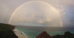 FULL, DOUBLE Anguilla Rainbow