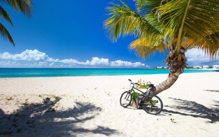 Biking in Anguilla