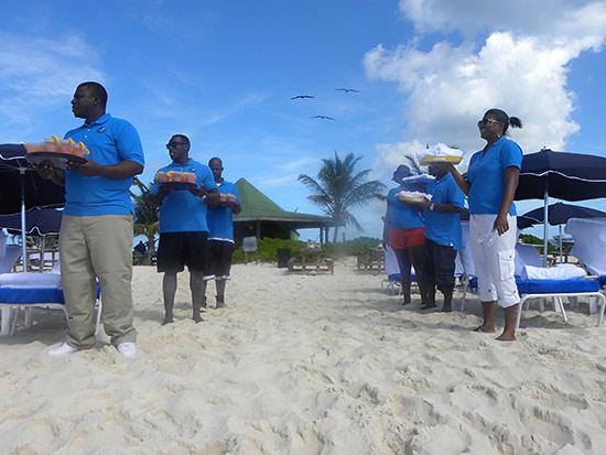 Anguilla Service!