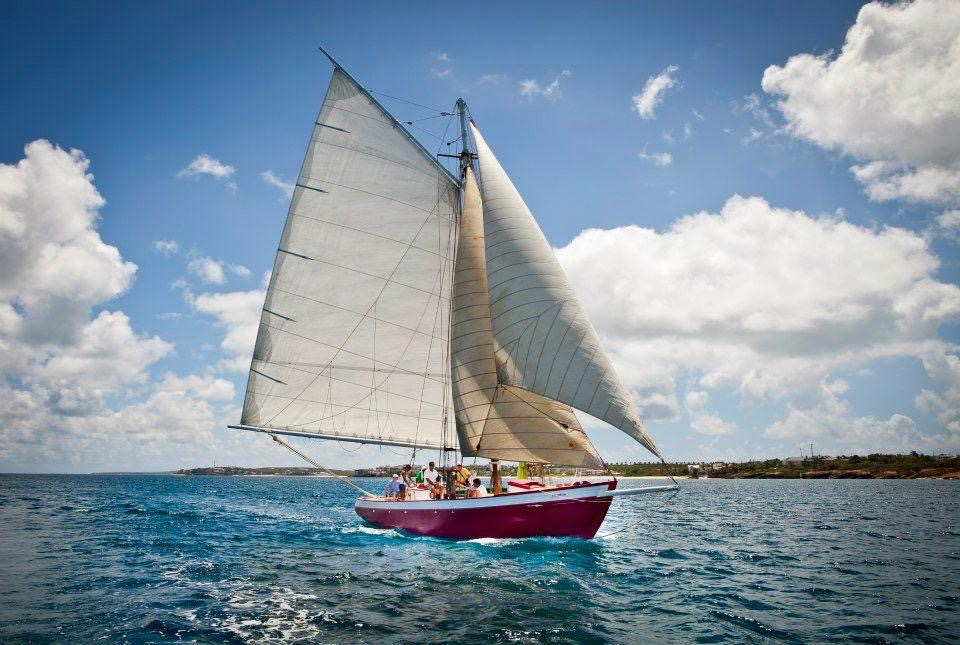Anguilla Tradition Boat
