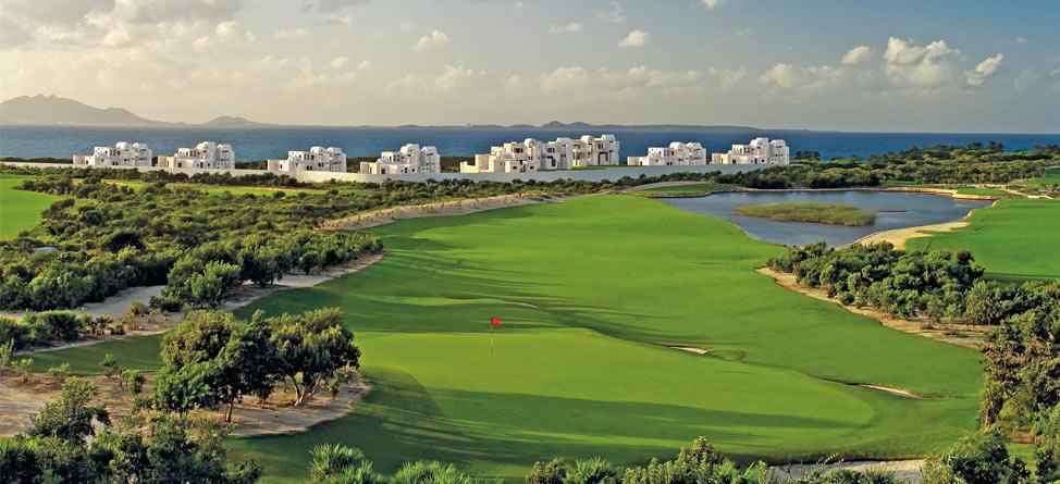 Anguilla Golfing