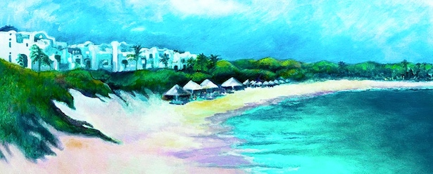 Anguilla arts and crafts