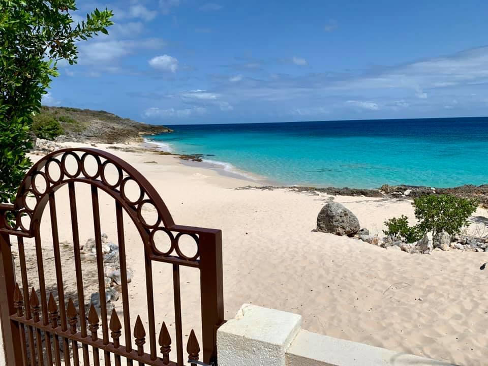 Door to Beach