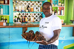 Sandy Island Crayfish
