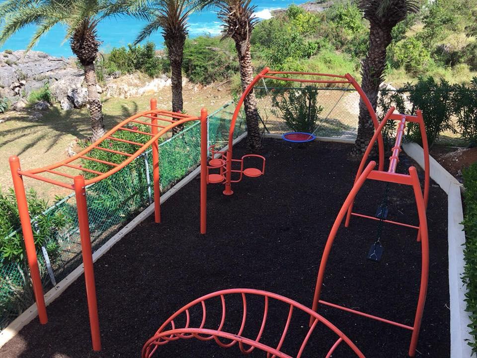Sandcastle Villa Playground