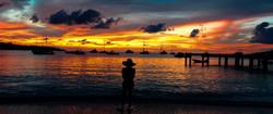 Anguilla-sunset